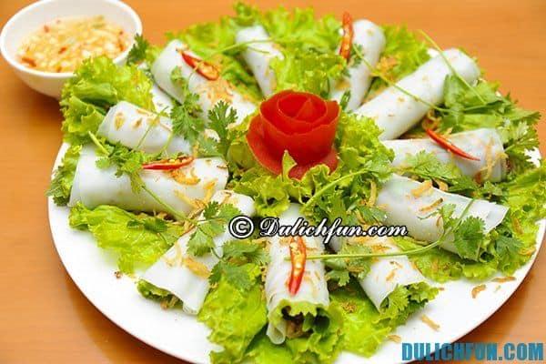 Những món ăn đặc sản ở Hà Nội ngon, hấp dẫn nên thử. Đi chơi, du lịch Hà Nội nên ăn gì, ở đâu ngon, rẻ và sạch sẽ nhất