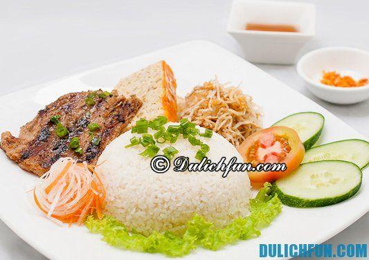 Hướng dẫn du lịch Sài Gòn - những món ăn ngon nổi tiếng