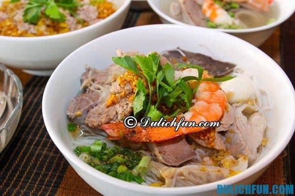Món ăn ngon Sài Gòn - thưởng thức hủ tiếu Nam Vang