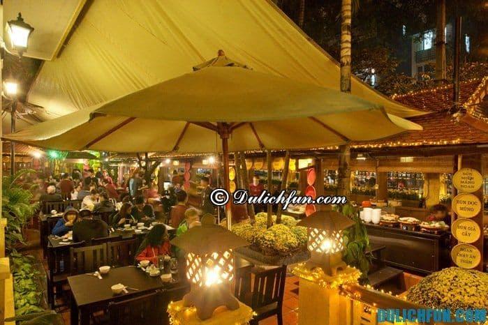 Quán ăn ngon ở Hà Nội