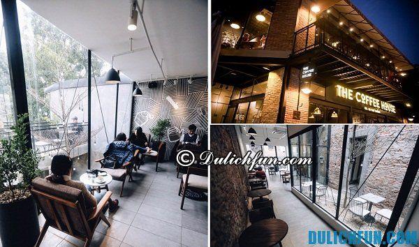 Những quán cafe ngon, không gian đẹp ở Hà Nội