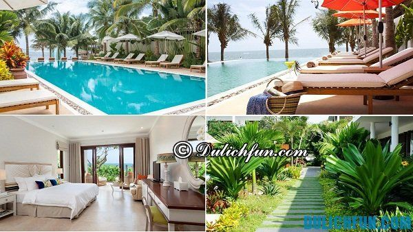 Những khu resort đẹp ở Mũi Né