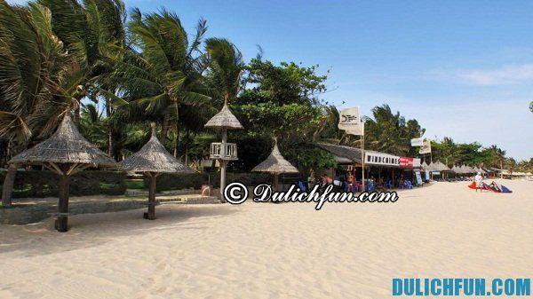 Khu resort có biển đẹp, phòng tốt ở Mũi Né