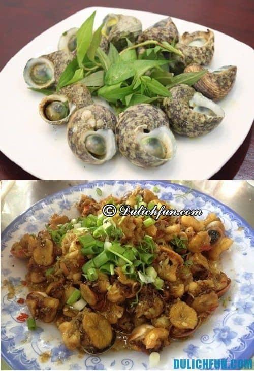 Du lịch khám phá Hang Rái: Những món ăn đặc sản của Hang Rái - Kinh nghiệm ăn uống khi du lịch Hang Rái