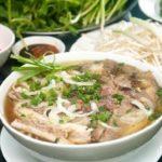 Kinh nghiệm du lịch Nam Định: Món phở đặc trưng ẩm thực Nam Định
