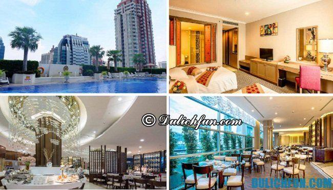 Kinh nghiệm du lịch Bangkok - Khách sạn nên ở