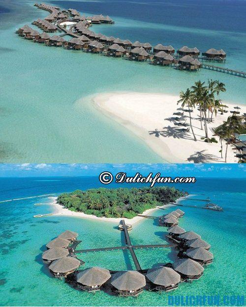 Du lịch Maldives ăn uống, ngủ nghỉ chi tiết nhất