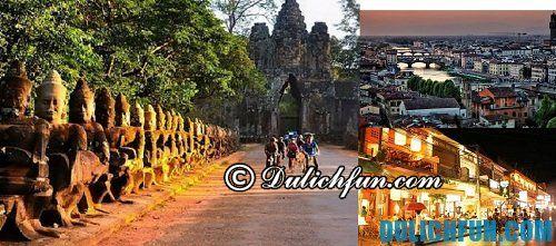 Những cảnh đẹp không nên bỏ qua khi đến Campuchia