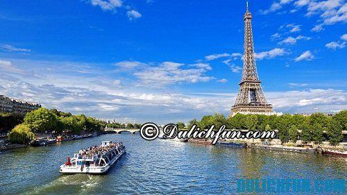 Cẩm nang du lịch Pháp: Những địa điểm tham quan thú vị ở Pháp