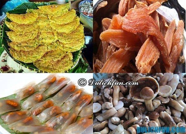 Những món ăn ngon. nổi tiếng ở Quảng Bình