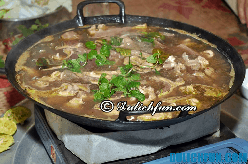 Kinh nghiệm du lịch Mộc Châu tự túc, giá rẻ: Những món ăn ngon không nên bỏ qua khi đến Mộc Châu