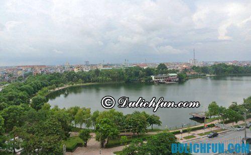 Hướng dẫn du lịch Nam Định trọn gói