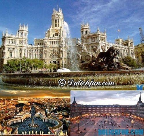 Du lịch Tây Ban Nha: những thành phố lớn của Tây ban Nha