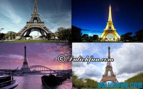 Tổng hợp kinh nghiệm du lịch Pháp: những địa điểm du lịch nổi tiếng ở Pháp