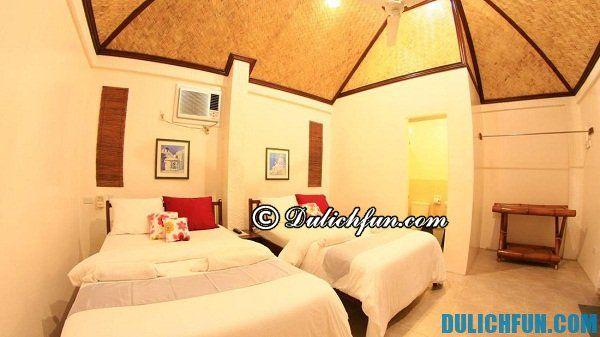 Kinh nghiệm chọn khách sạn ở Philippines. Hướng dẫn, cẩm nang du lịch Philippines
