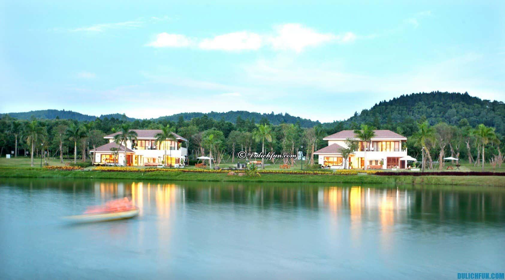 Điểm du lịch nổi tiếng Vĩnh Phúc-Hồ Đại Lải
