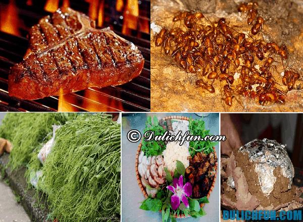 Những món ăn ngon nổi tiếng ở Vĩnh Phúc
