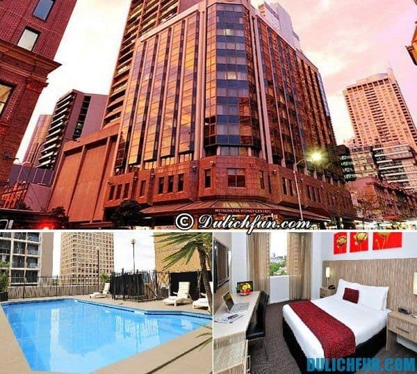Kinh nghiệm đặt phòng khách sạn ở Úc