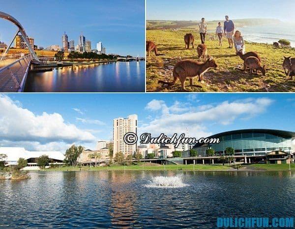 Hướng dẫn du lịch bụi Úc