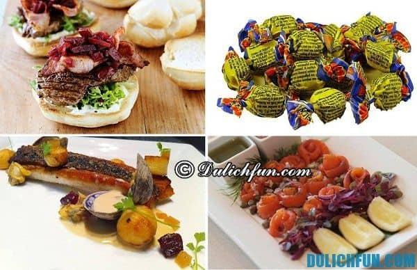 Những món ăn ngon, truyền thống ở Úc