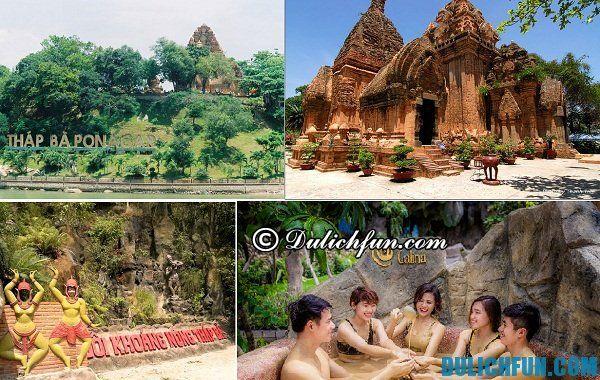 Những điểm tham quan nổi tiếng ở Nha Trang: Địa chỉ tham quan, ăn uống nổi tiếng nhất Nha Trang