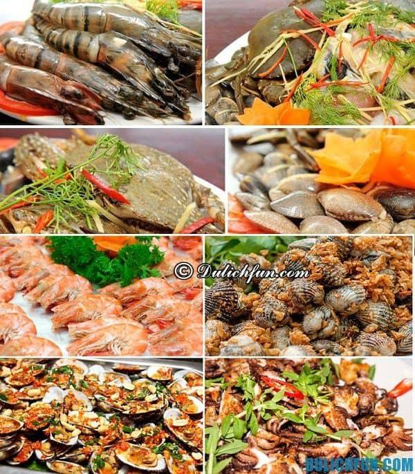Nên ăn gì, ở đâu khi tới Nha Trang: Nhưng khu vui chơi, ăn uống hot nhất Nha Trang
