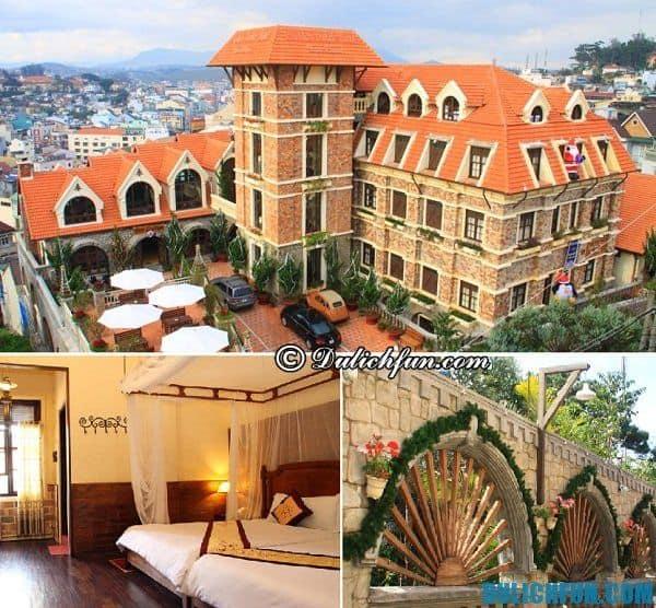 Khách sạn đẹp ở Đà Lạt, giá cả phù hợp: Tư vấn nơi ngủ nghỉ khi đến du lịch Đà Lạt