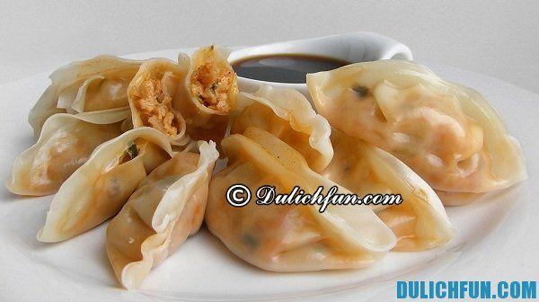 Món ăn đường phố nổi tiếng, hấp dẫn ở Hàn Quốc.