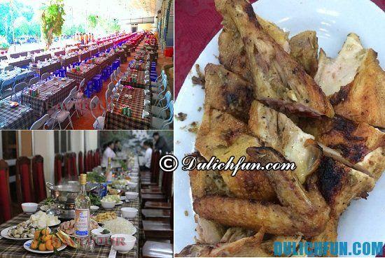 Ăn gì ở đâu khi đi du lịch Khoang Xanh Suối Tiên: món ăn ngon đặc sản của Khoang Xanh Suối Tiên