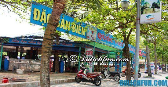Ăn hải sản ở đâu ngon Sầm Sơn: Những quán ăn hải sản tươi sống ở Sầm Sơn