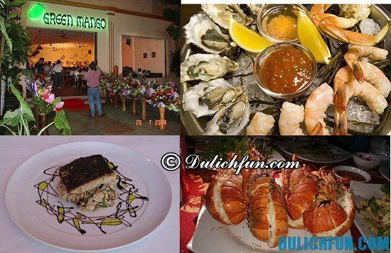 Ăn ở đâu ngon bổ rẻ khi đến Cát Bà du lịch: những nhà hàng, quán ăn ngon ở Cát Bà