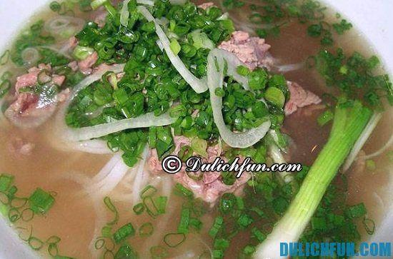Ăn ở đâu ngon khi đến Quy Nhơn: Nhà hàng, quán ăn ngon nổi tiếng ở Quy Nhơn