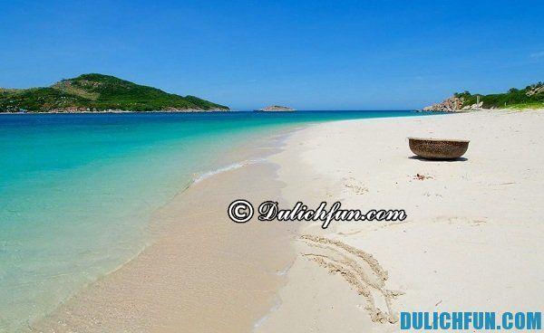 Kinh nghiệm du lịch Bình Hưng, bãi Kinh du lịch đảo Bình Hưng