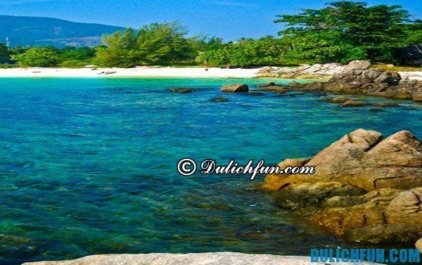 Bãi biển Wong Phra Chan- hướng dẫn du lịch bãi biển đẹp nổi tiếng ở Pattaya, danh sách bãi biển đẹp ở Pattaya