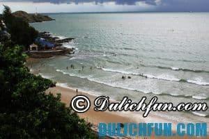 Bãi biển đẹp nhất Vũng Tàu hấp dẫn du khách: những bãi biển yên bình, lãng mạn ở Vũng Tàu