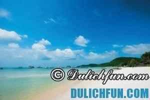 Địa điểm du lịch Phú Quốc đẹp nổi tiếng hấp dẫn du khách