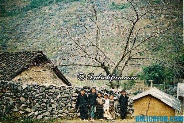 Kinh nghiệm du lịch bản làng ở Sapa. Các bản làng ở Sapa