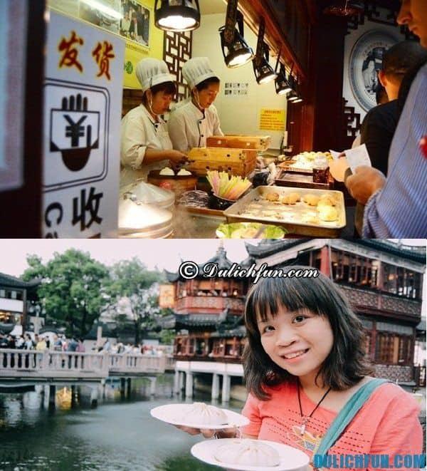 Đặc sản Thượng Hải. Những món ăn ngon, hấp dẫn ở Thượng Hải