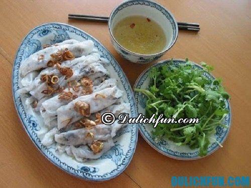 Đặc sản Tuyên Quang ngon, nổi tiếng: Ẩm thực trứ danh Tuyên Quang, món ngon dân dã ở Tuyên Quang