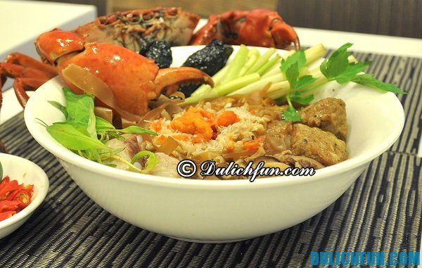 Ăn ở đâu ngon khi tới du lịch Hải Phòng: Địa chỉ nhà hàng, quán ăn ngon nổi tiếng Hải Phòng