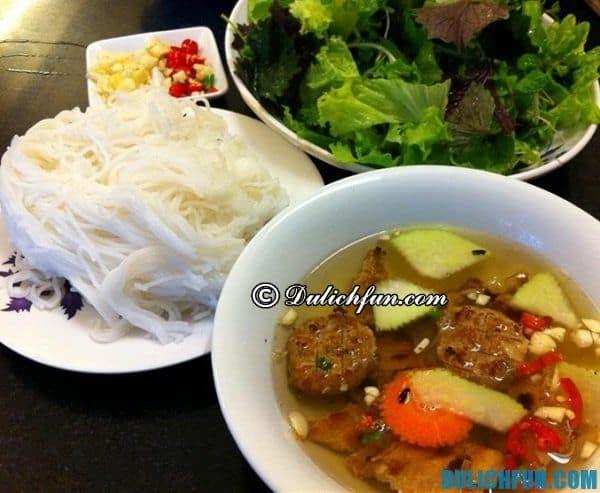 Gợi ý quán ăn, nhà hàng ngon độc đáo ở Hải Phòng: Nên ăn ở đâu khi đi du lịch Hải Phòng