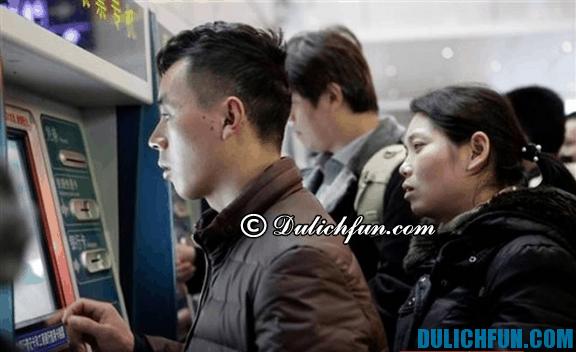 Hướng dẫn du lịch Quảng Châu bằng tàu điện ngầm. Cẩm nang sử dụng tàu điện ngầm ở Quảng Châu