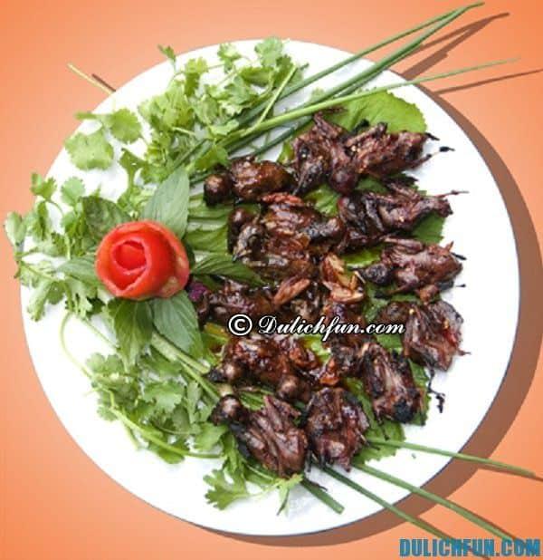 Ẩm thực Quảng Ngãi, đặc sản ngon nổi tiếng ở Quảng Ngãi: Món ăn nhậu hấp dẫn ở Quảng Ngãi