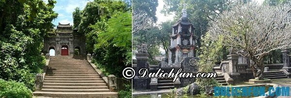 Danh sách những ngôi chùa nổi tiếng ở Huế: Đến Huế nên tham quan những ngôi chùa nào đẹp, linh thiêng