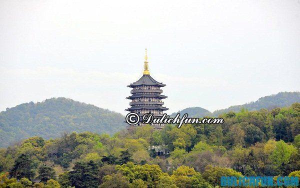 Điểm du lịch đẹp nhất Hàng Châu. Nên đi đâu khi tới Hàng Châu?