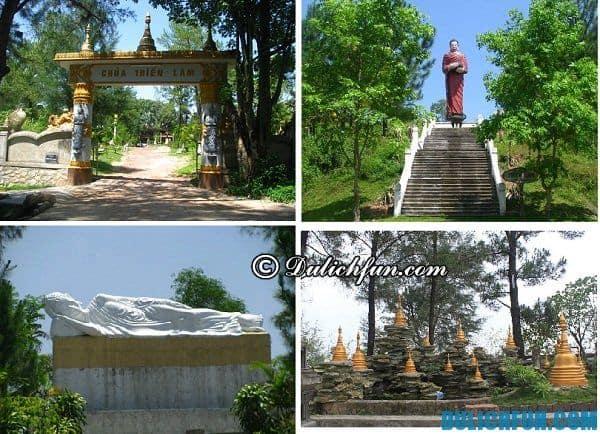 Chùa Thiền Lâm, ngôi chùa cổ ở Huế, chùa đẹp nổi tiếng xứ Huế