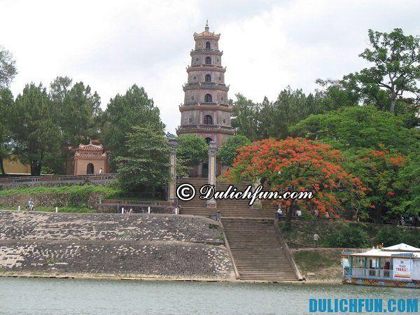 Địa danh du lịch ở Huế hấp dẫn, cổ kính. Tổng hợp địa điểm du lịch đẹp ở Huế