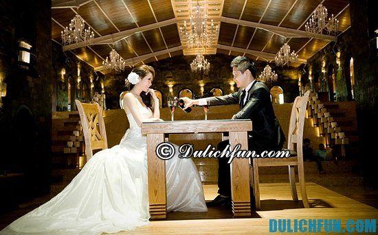 Chụp ảnh cưới ở đâu Sài Gòn đẹp và độc nhất: Địa điểm chụp hình cưới ở Sài Gòn sang chảnh, hot nhất