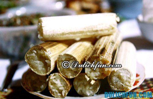 Món ăn đặc sản Tuyên Quang: Tư vấn ăn uống khi đi du lịch Tuyên Quang