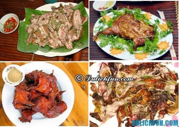 Đặc sản Bắc Ninh nổi tiếng: món ăn nhậu ngon ở Bắc Ninh